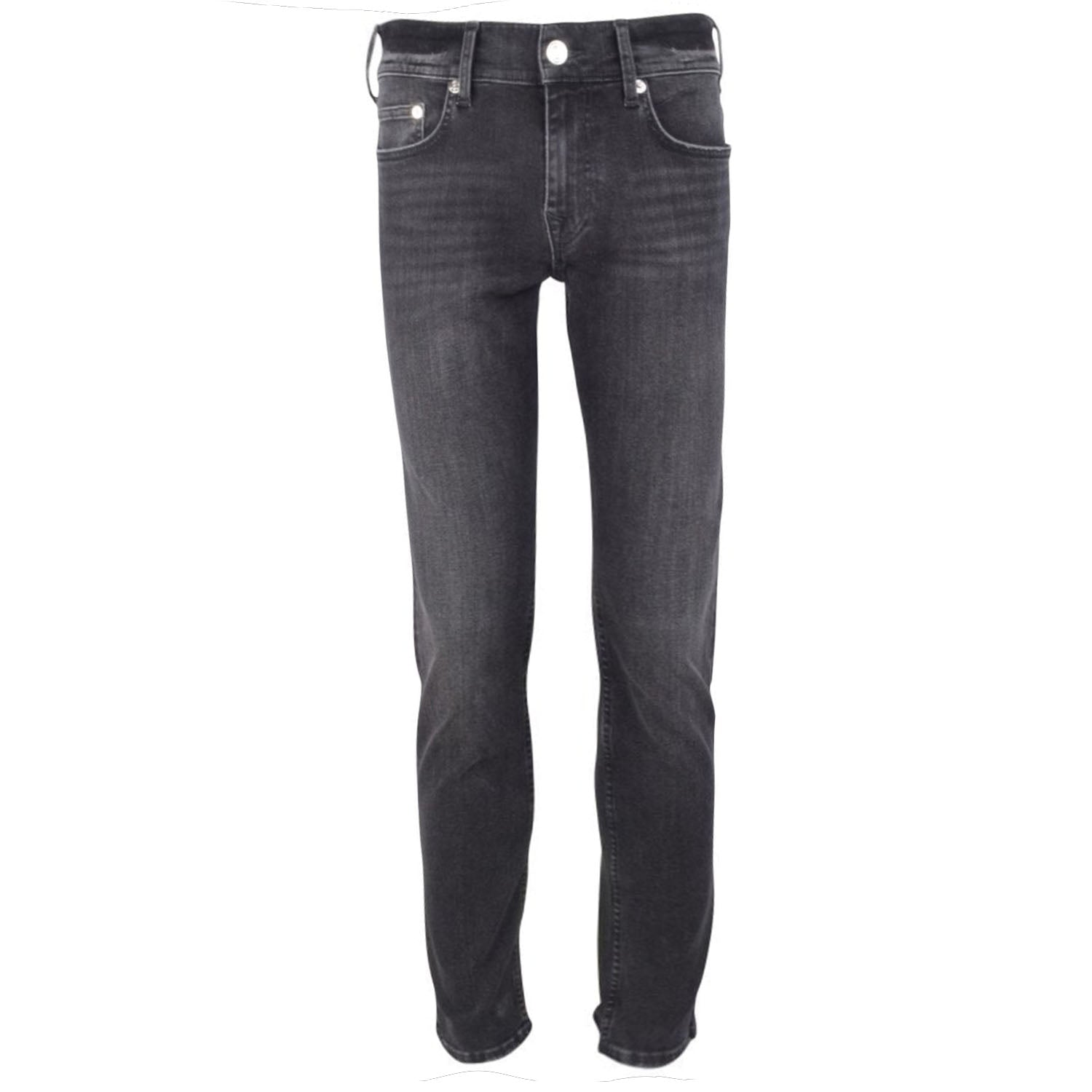 True Religion Dark Grey Rocco Jeans