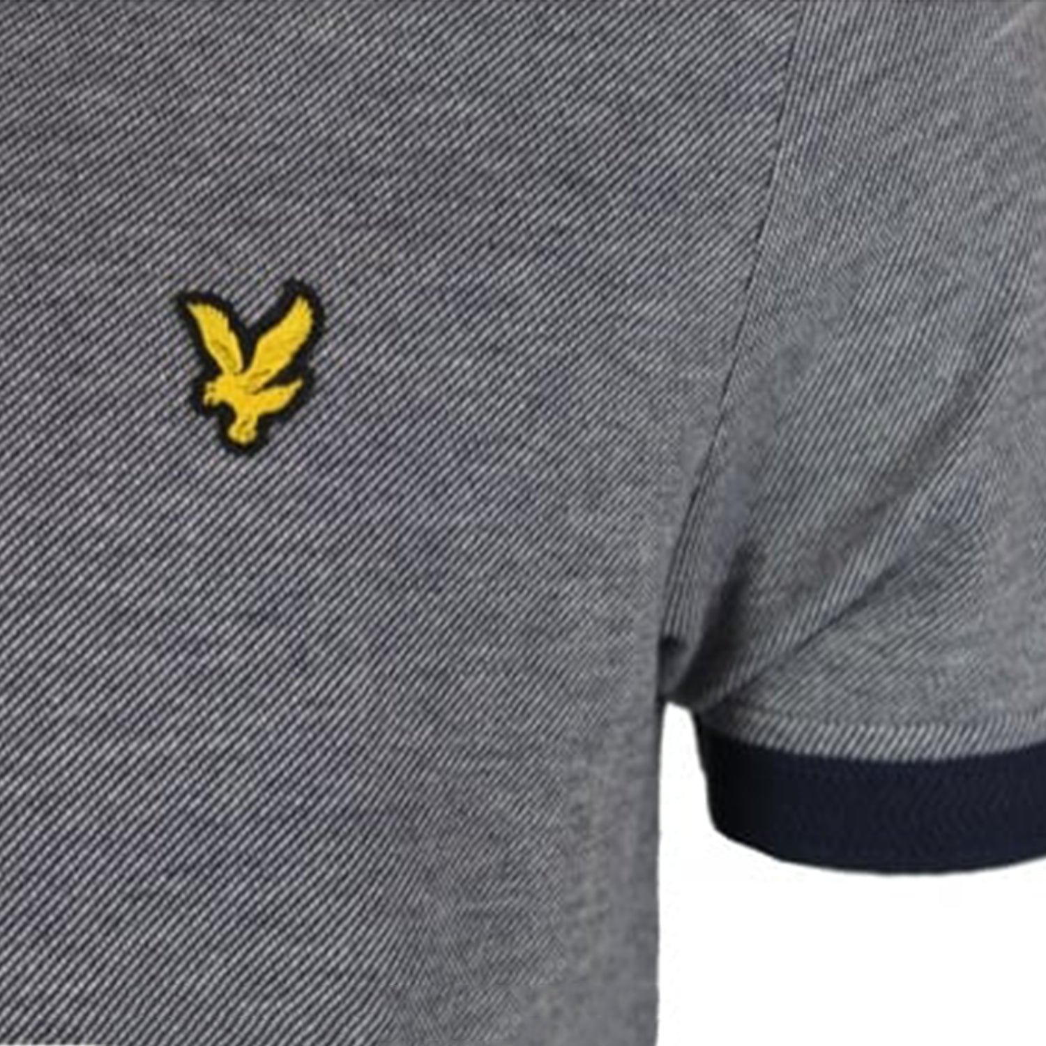 Lyle & Scott Twil Look Polo T-Shirt