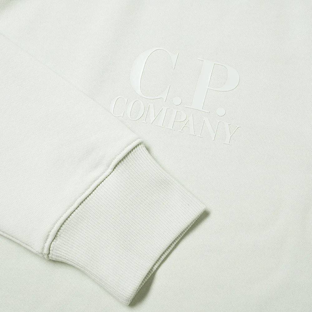CP Company Diagonal Fleece Sweatshirt