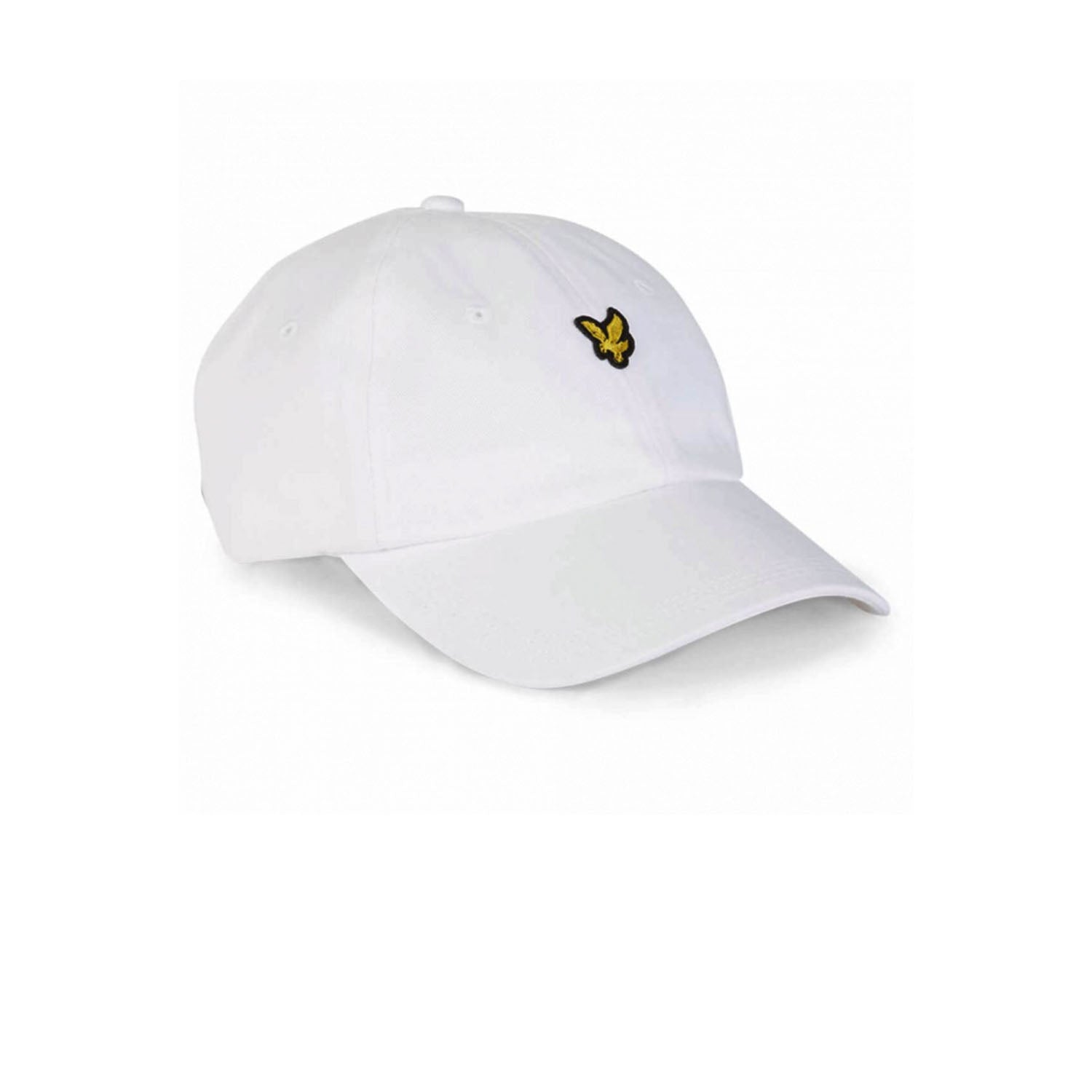 Lyle & Scott Classic Eagle Embroidered Logo Baseball Cap