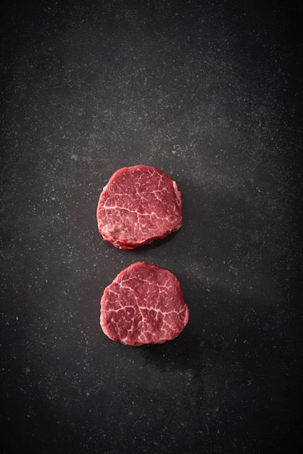 Australian Wagyu Filet Mignon. 1 steak 6oz