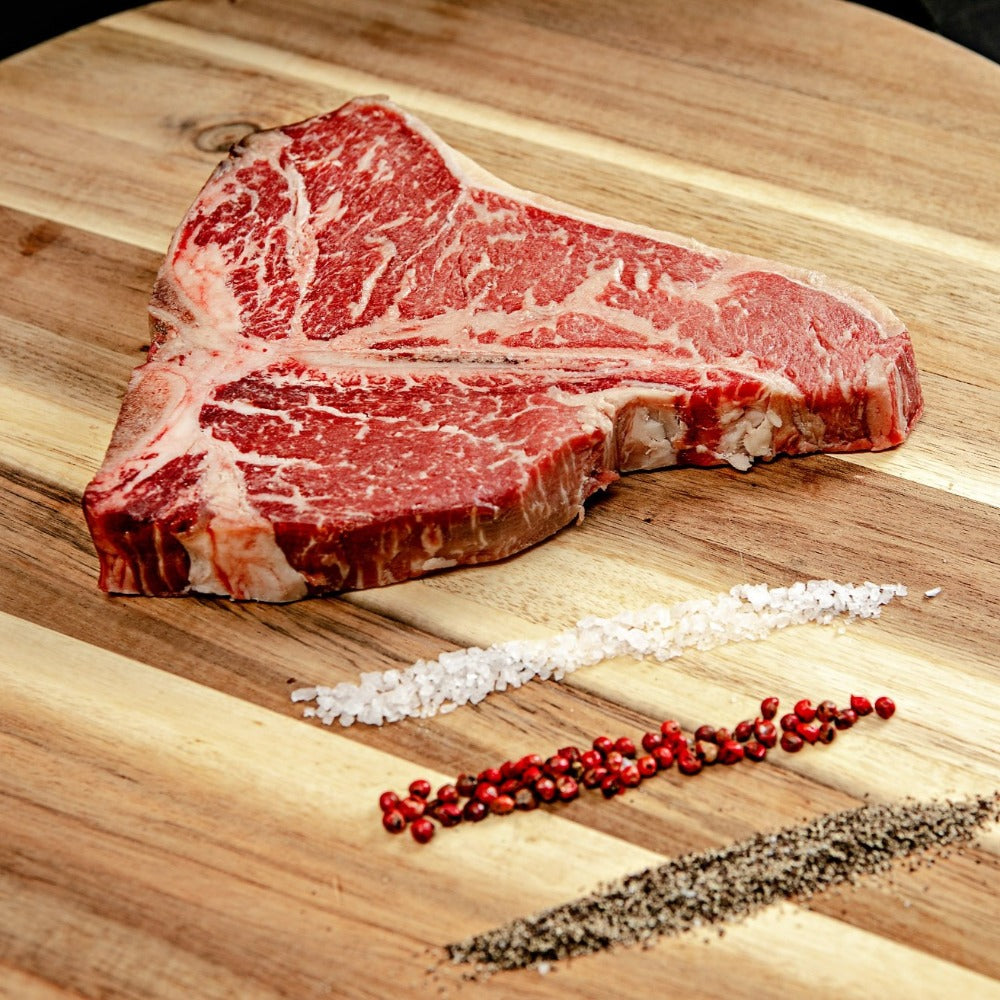 Prime T-Bone Steak. 1 Steak 16oz