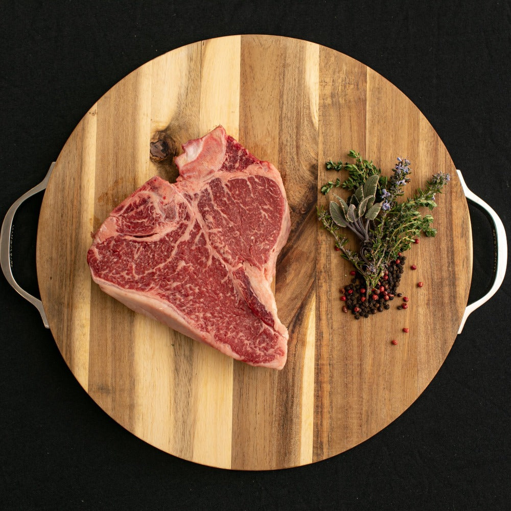 Prime Porterhouse Steak (Thick Cut. 1 Steak 24oz