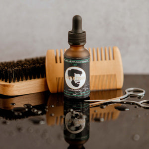 Beard Oil: Earth
