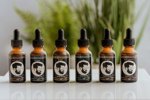 Beard Oil: Earth 1