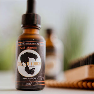 Beard Oil: Sweet Lumberjack