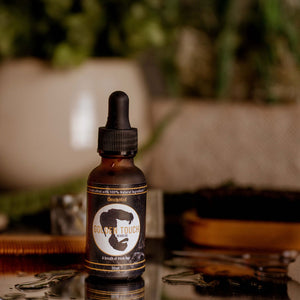 Beard Oil: Unscented