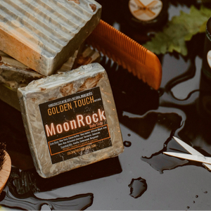 MoonRock Body Soap