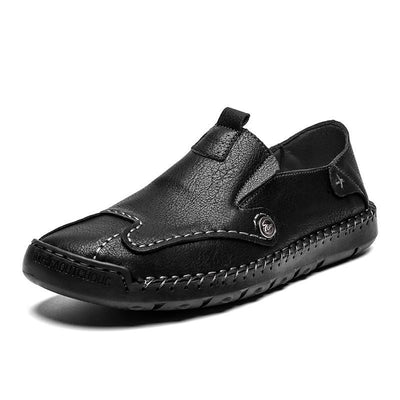 Breathable Flat Loafers - Zap Shoe