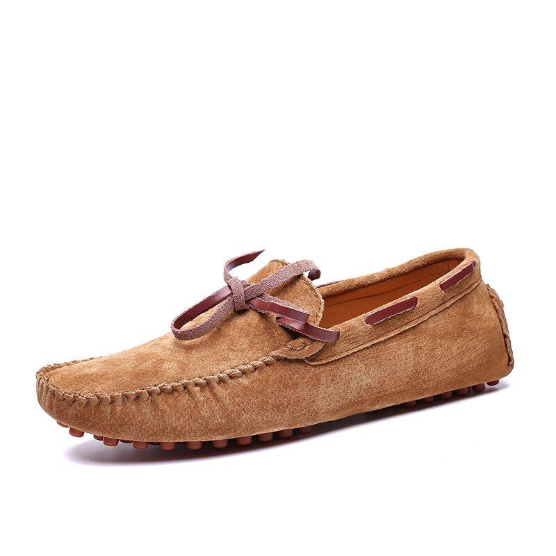 Flats Fashion Loafers - Zap Shoe