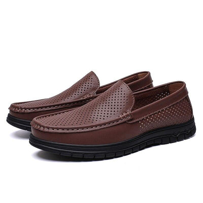 Holes Loafer - Zap Shoe
