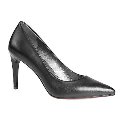 Leather Elegant Pumps - Zap Shoe