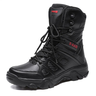 Military Tactical Mens Boots - Zap Shoe