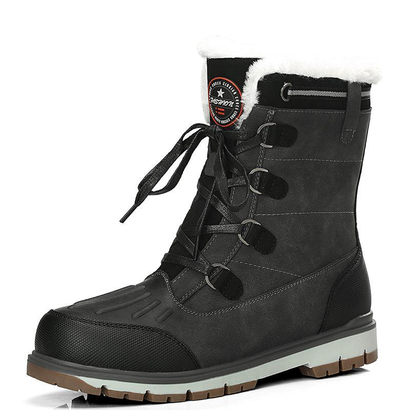 Waterproof Snow Boots - Zap Shoe