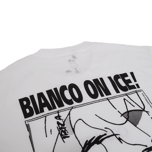 BIANCO ON ICE T-SHIRT