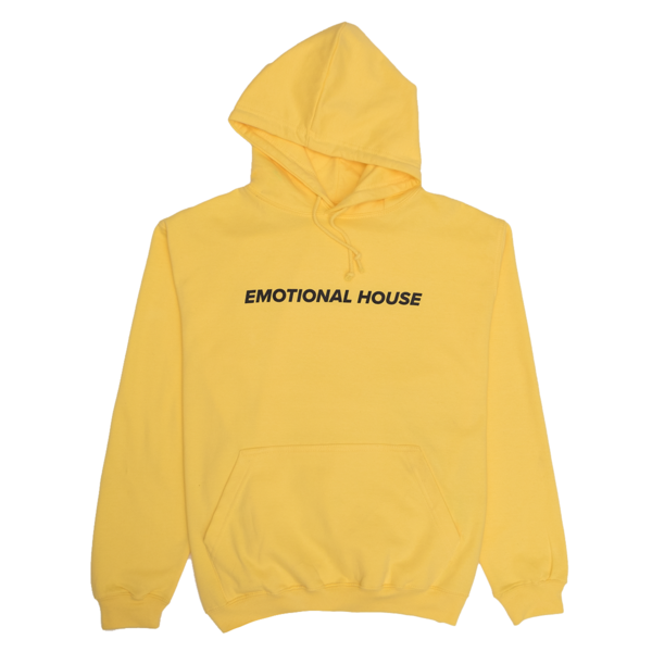 EMOTIONAL HOUSE HOOD