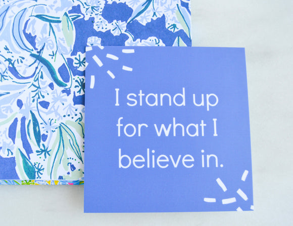 Young Girl Affirmation Cards