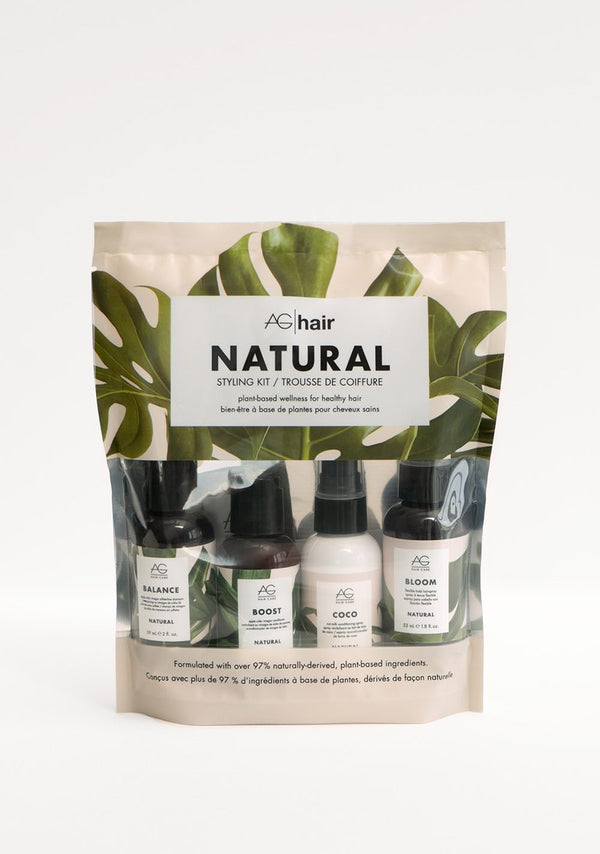 NATURAL TO GO KIT
