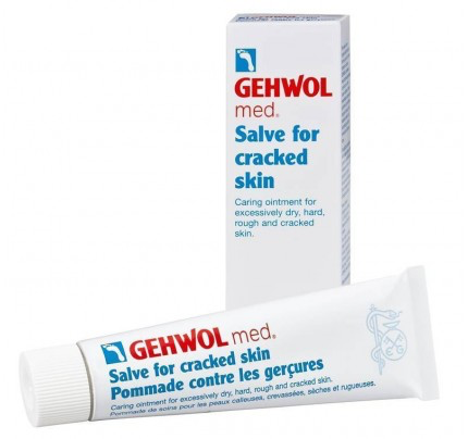 Gehwol Med: Salve for Cracked Skin