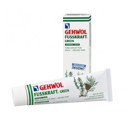 Gehwol Fusskraft Green for Normal Skin