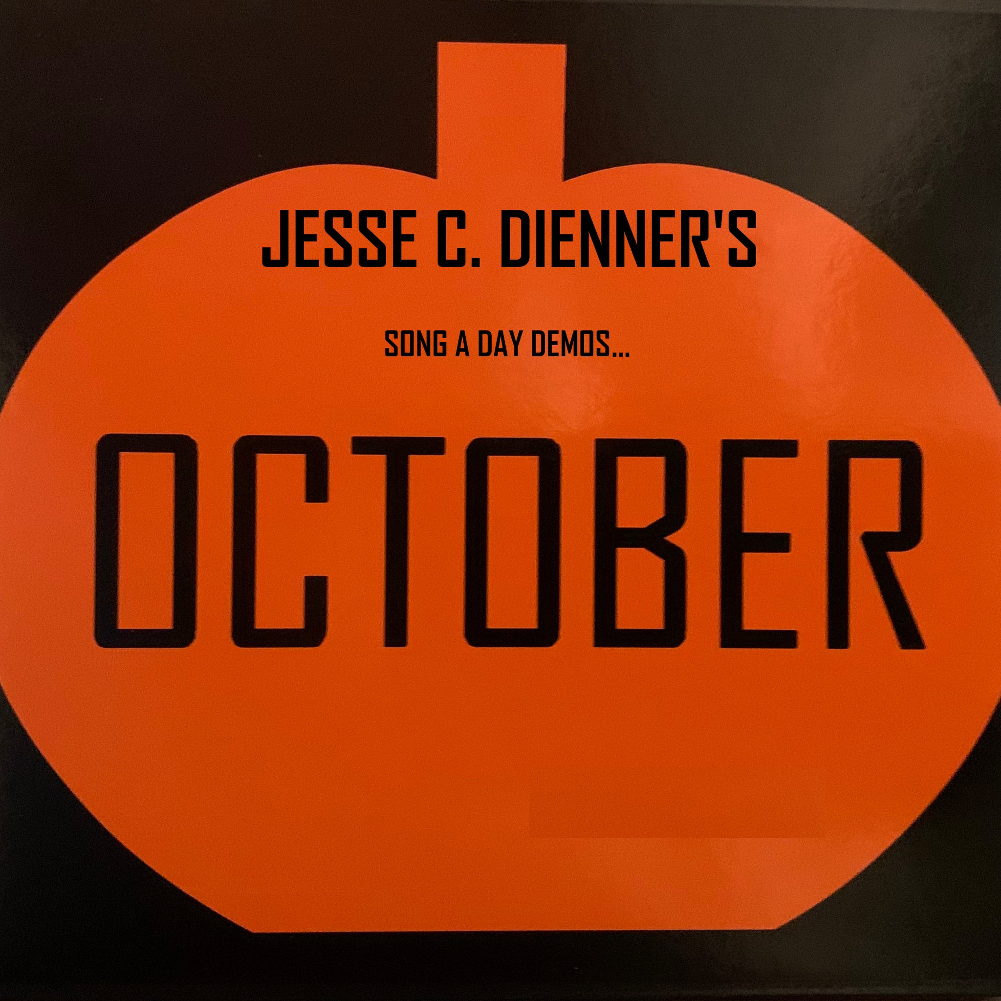 Song A Day Demos: October (Compact Disc)