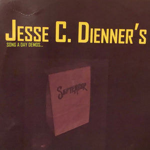 Song A Day Demos: September (Compact Disc)