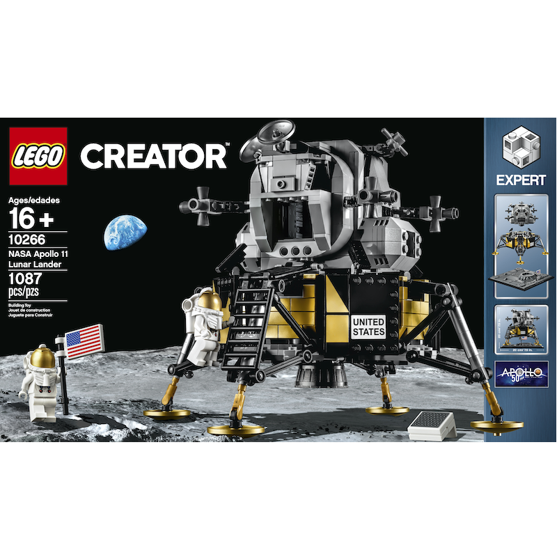10266 NASA Apollo 11 Lander