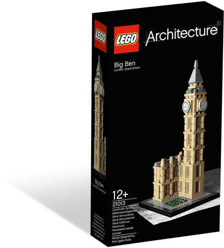 21013 Big Ben (Certified Set)