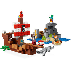 21152 The Pirate Ship Adventures