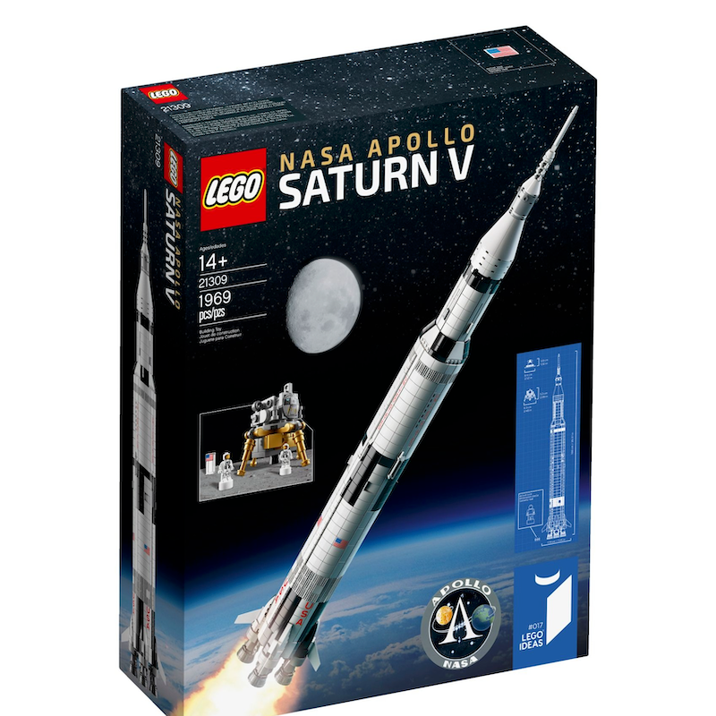 92176 NASA Apollo Saturn V