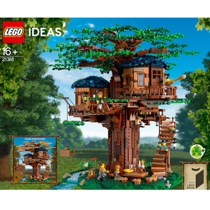 21318 Tree House (Certified Set)