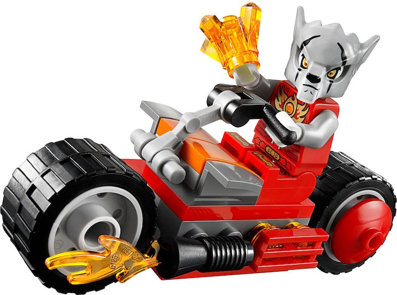 30265 Worriz' Fire Bike