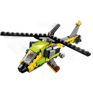 31092 Helicopter Adventure