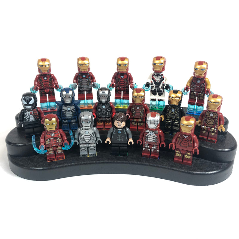 Ironman Minifigure Collection
