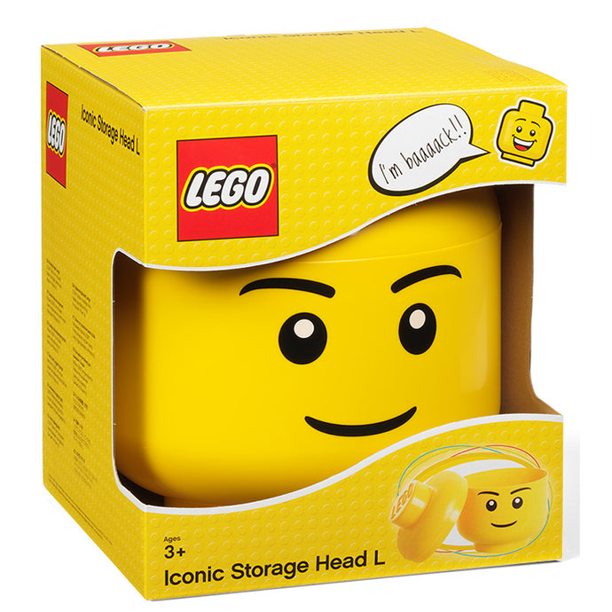 Storage Head Large - BOY