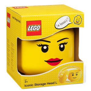 Storage Head Large - GIRL