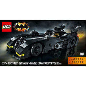 40433 1989 Batmobile™ - Limited Edition