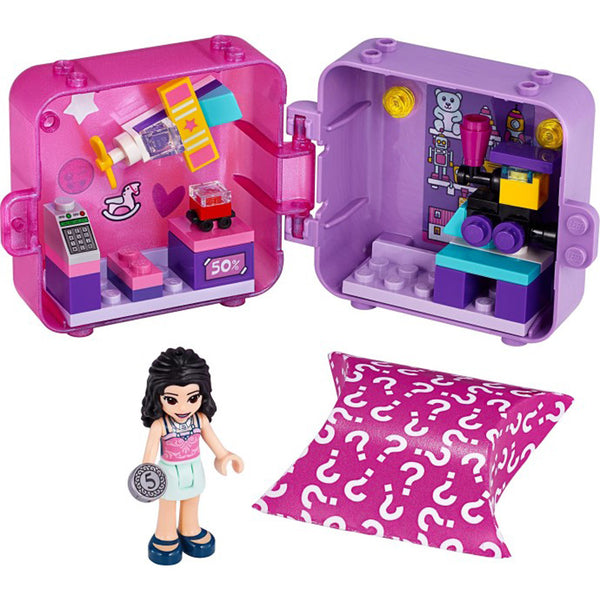 41409 Emma's Play Cube - Toy Store