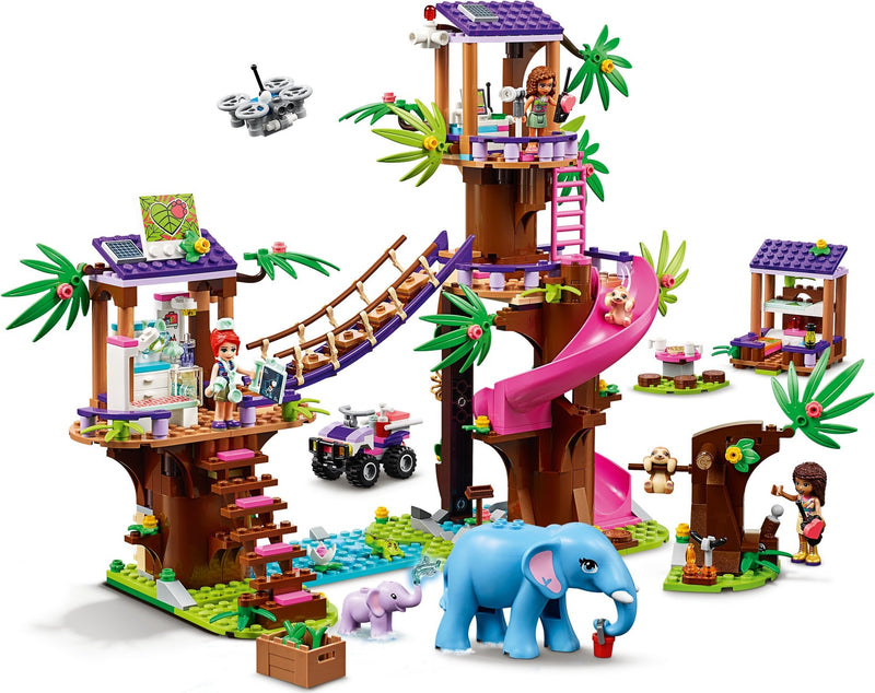 41424 Jungle Rescue Base