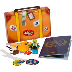 5004932 Travel Building Suitcase