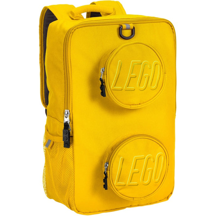 5005520 Brick Backpack - Yellow