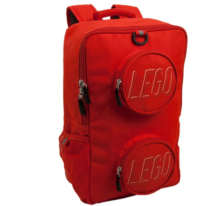 5005536 Brick Backpack - Red