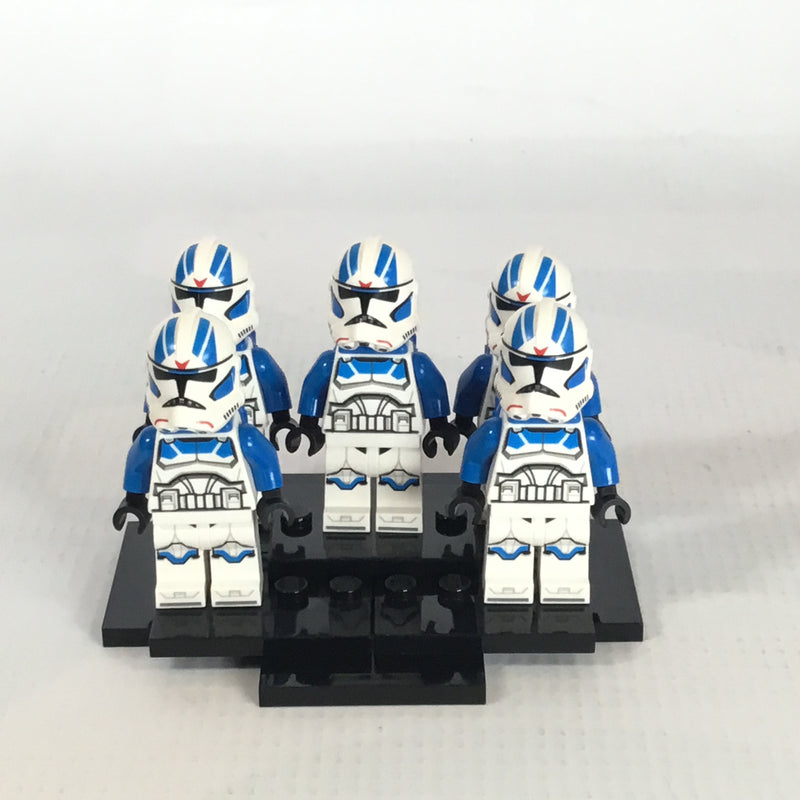 SW1093 501st Clone Jet Trooper - 5 count bundle