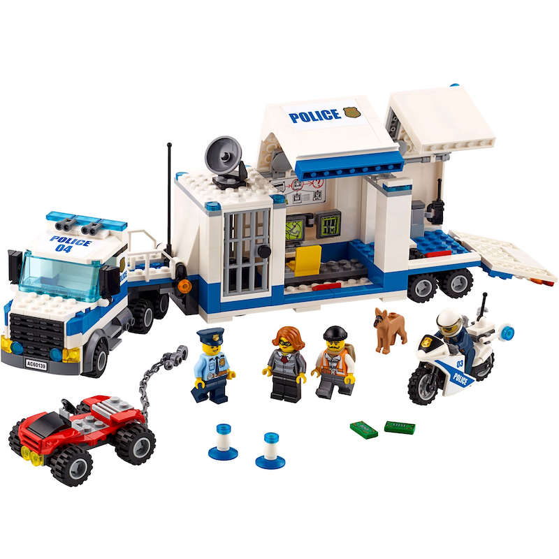 60139 Mobile command Center