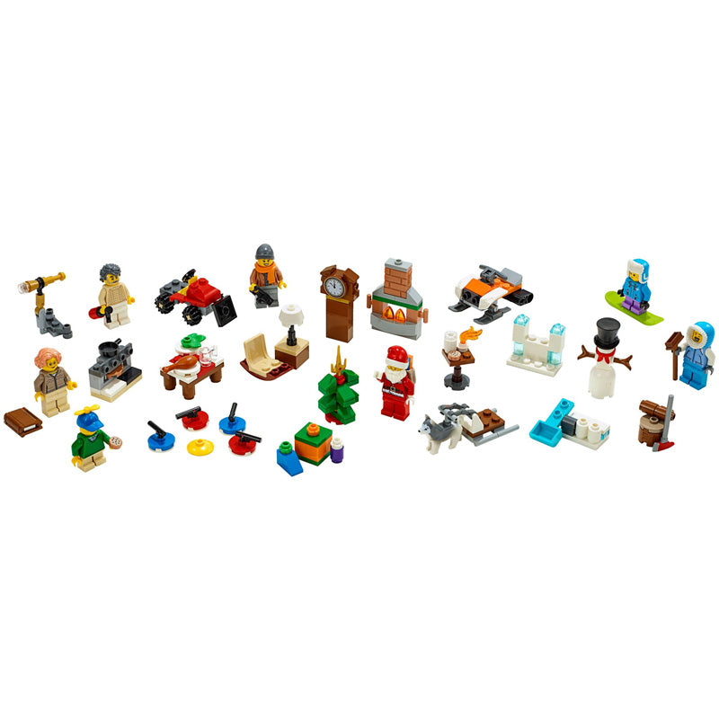60235 City Advent Calendar(2019)