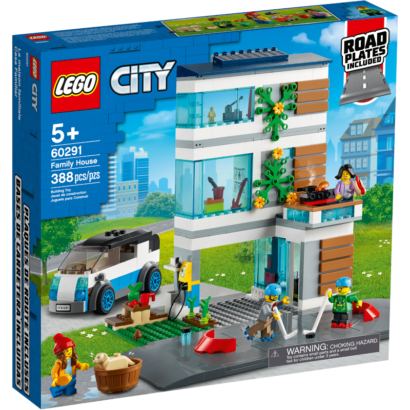60291 Family House