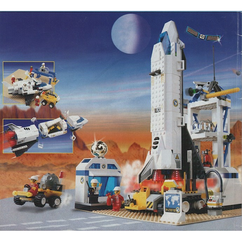 6456 Mission Control (Certified Set)