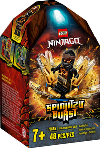 70685 Spinjitzu Burst - Cole