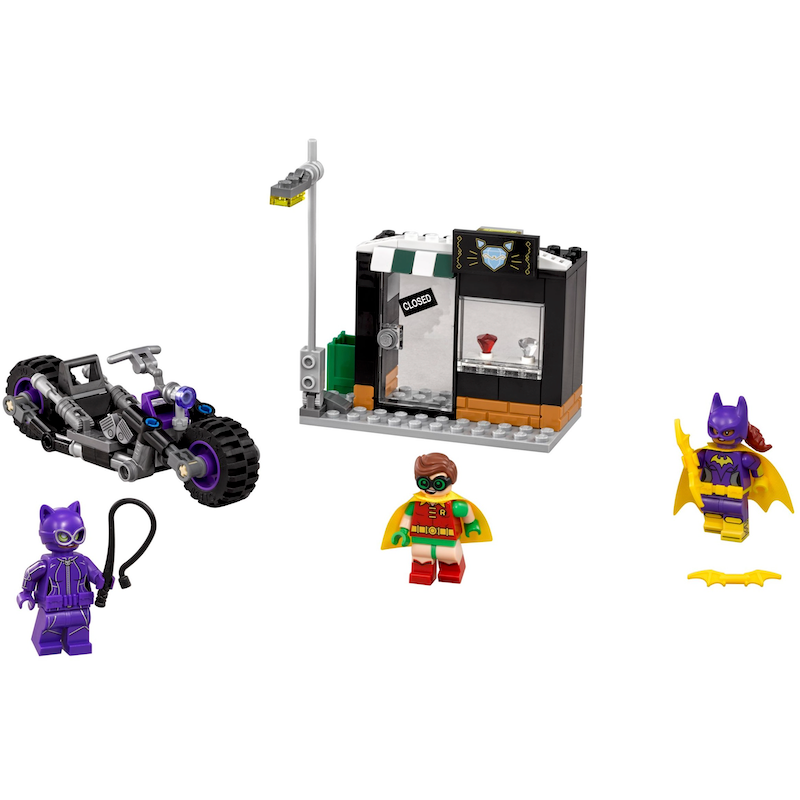 70902 Catwoman Cycle Chase