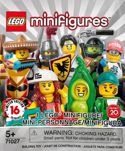 71027 Series 20 Collectible Minifigure (Random Bag)
